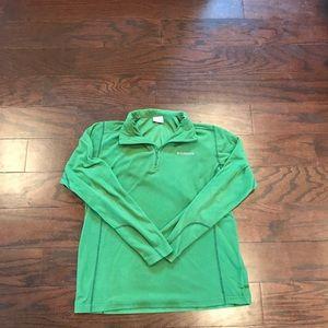 Columbia pullover half zip